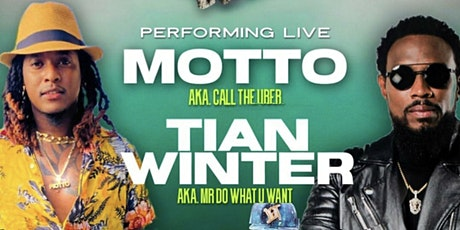 MOTTO AND TIAN WINTER RISE TO THE OCCASION tickets