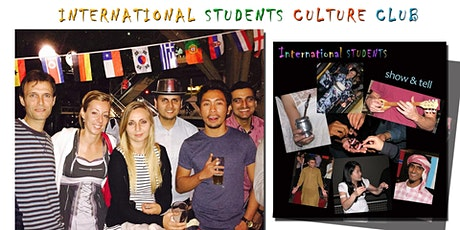 International Students Culture Club tickets
