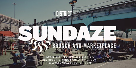 Sundaze Brunch & Marketplace tickets