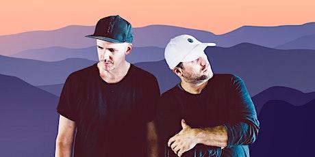 El Paso: Walker & Royce @ Green Door [21 & Over] tickets