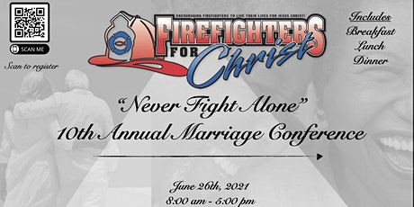 Firefighters For Christ Marriage Conference 2021 tickets