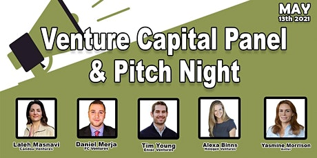 Pitch Your Startups to VC- Pitches & Feedback- LA tickets