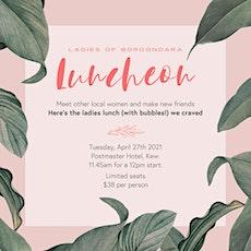 Boroondara Women's luncheon - Meet new friends tickets