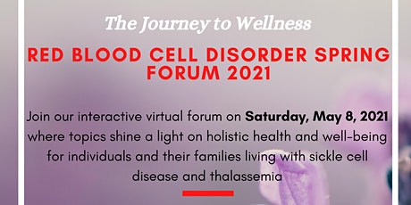 The Journey to Wellness - Spring Patient Forum 2021 tickets