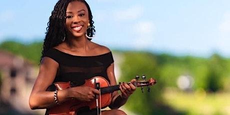 Jazz At The Vineyard  - Violinist JaVonne Jones tickets