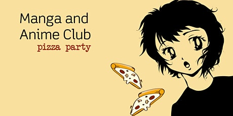 Anime Pizza Party tickets