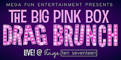 The Big Pink Box Drag Brunch tickets