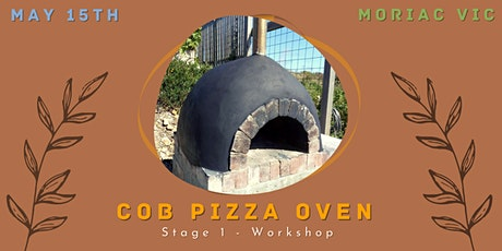 Cob Pizza Oven build - Stage 1 - tickets