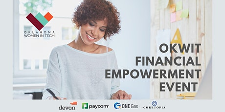 OKWIT April Virtual Event: Financial Empowerment tickets