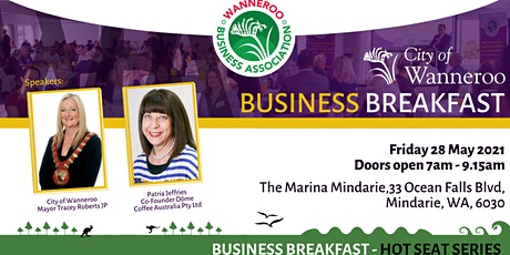 Business Breakfast Hot Seat Series tickets