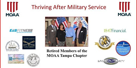 Thriving After Military Service Seminar tickets