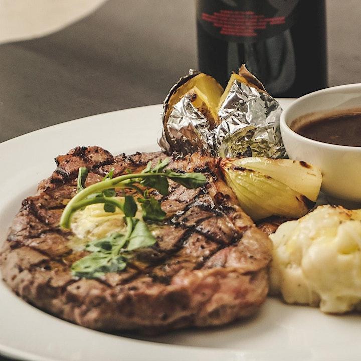MANtheGAP Steak Night image