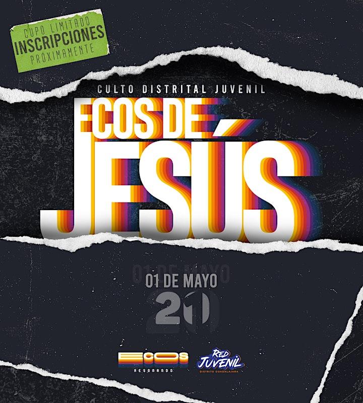 Imagen de ECOS DE JESÚS