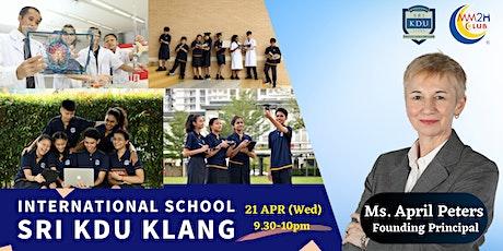 [Education Showcase] Sri KDU International School Klang tickets