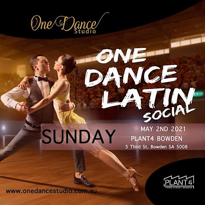 ONE DANCE LATIN SOCIAL image
