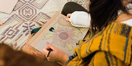 Meditative Art - Grown Ups - MoveSpace tickets