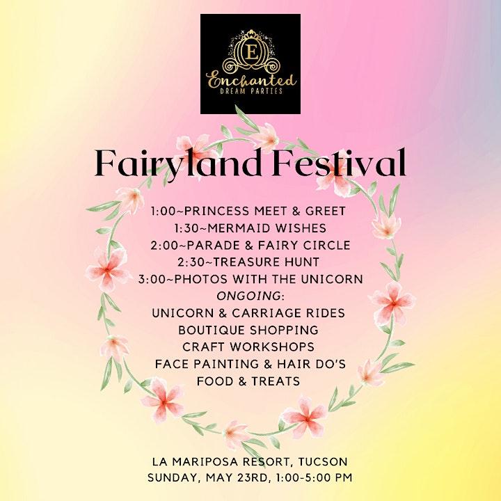 Enchanted Dream Fairyland Festival image