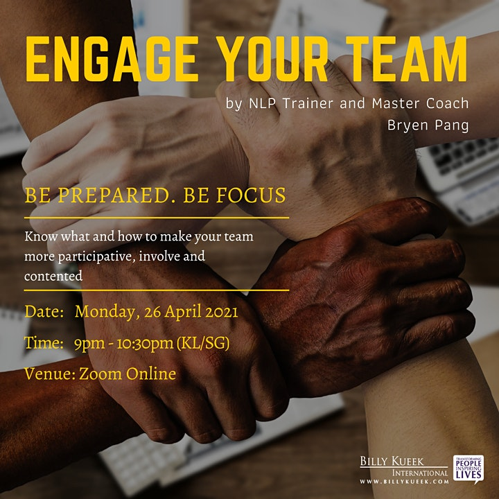 Engage Your Team image