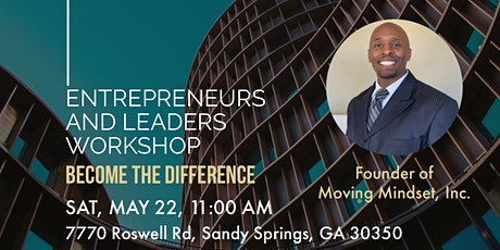 Free Entrepreneurs and Leaders Workshop tickets