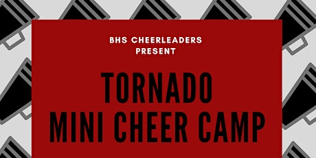 2021 BHS Mini Cheer Camp tickets