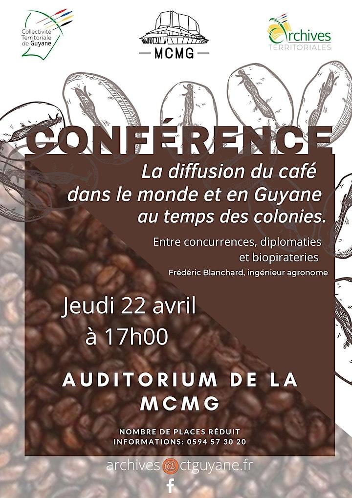 Image pour La diffusion du café en Guyane et dans le monde au temps des colonies.
