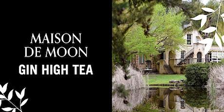 Maison de Moon Mother's Day Gin High Tea - Noon tickets