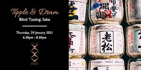 Tipple & Dram - Blind Tasting: Sake tickets