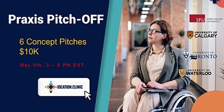Praxis Pitch-OFF! tickets