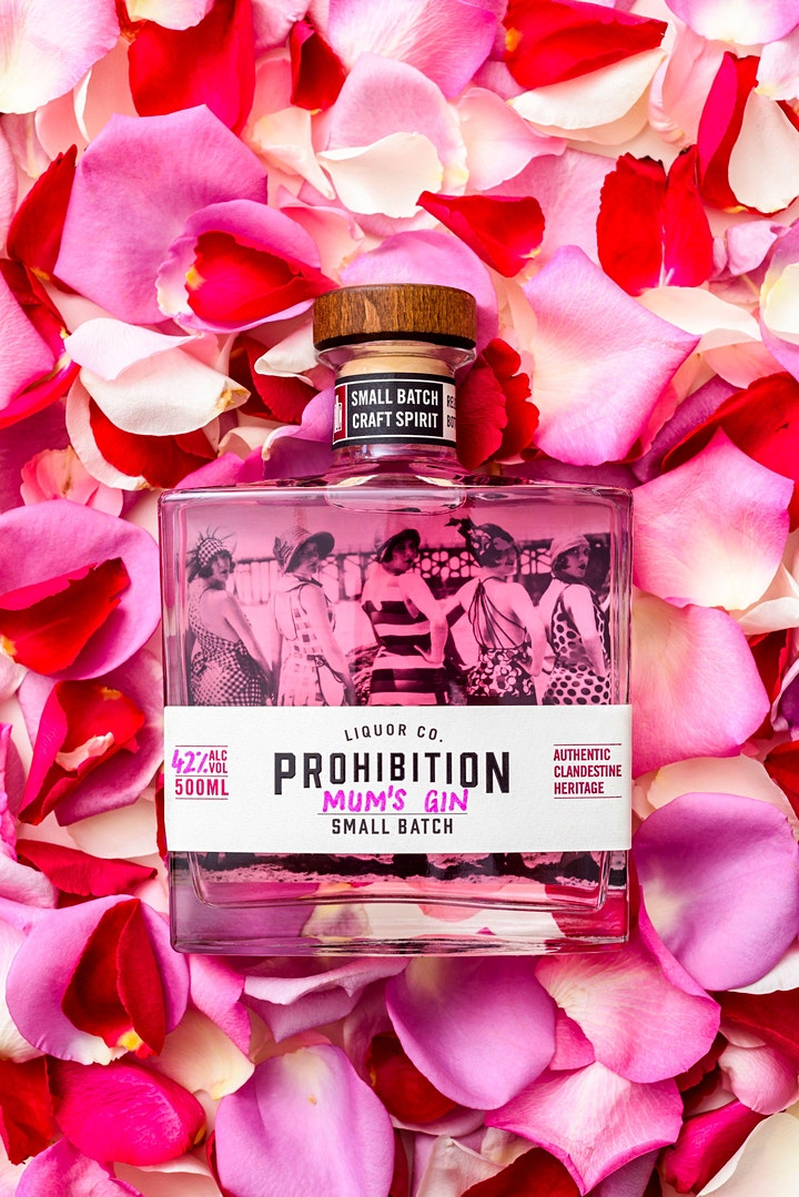 Maison de Moon & Prohibition Gin  Mother's Day Gin Experience - Afternoon image