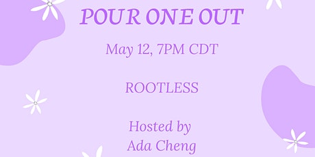 Pour One Out: A Monthly Storytelling Series tickets