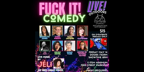 FUCK IT! Comedy Show tickets