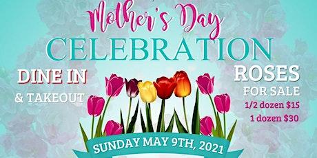 Pa Nash Eurosoul Mother's Day Brunch + Dinner 2021 tickets