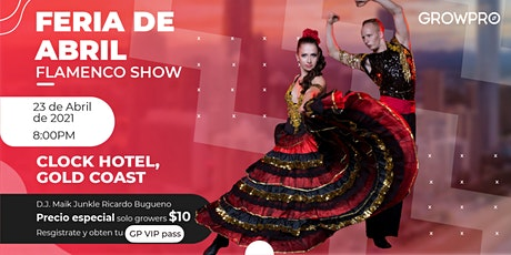 GROWPRO VIP PASS-Feria de Abril entradas