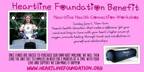Heartline Health Connection Workshop tickets