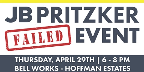 Pritzker Failed Event tickets