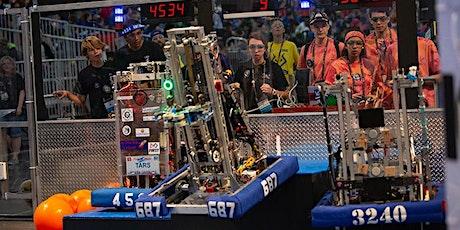 The 1st WA Robotics Competition tickets