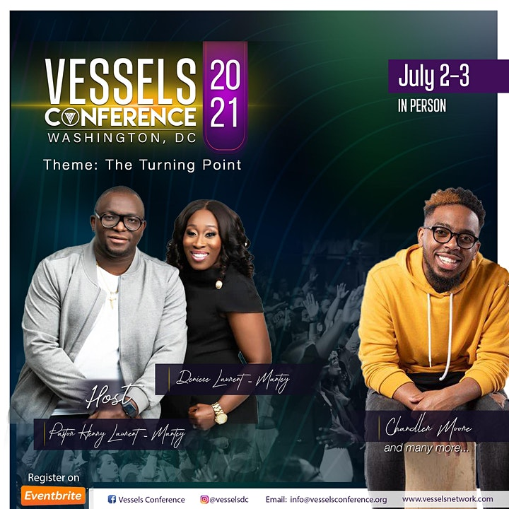 Vessels Conference 2021 image