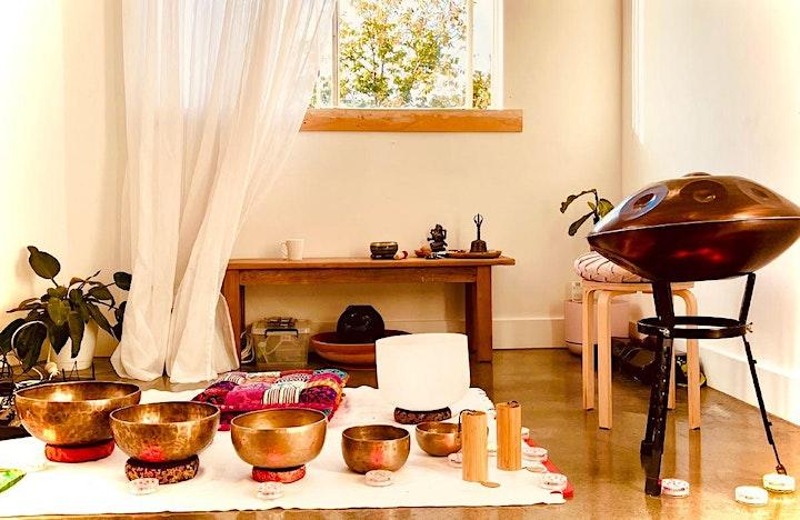 Sound Meditation workshop image