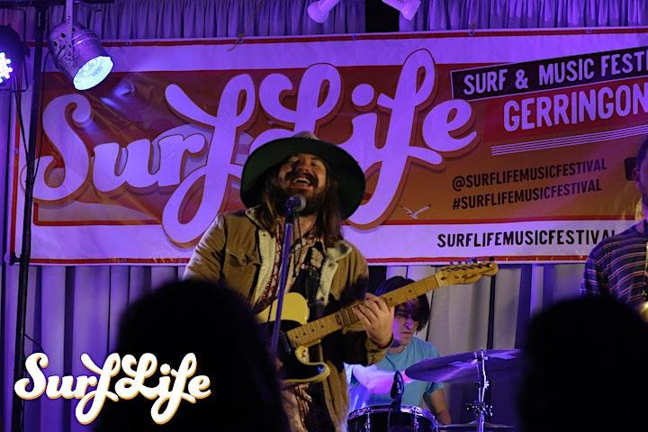 SurfLife Music Festival Gerringong 2021 image