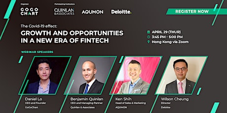 The COVID-19 Effect: Growth and Opportunities in a New Era of Fintech tickets