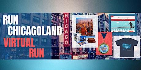 Run Chicagoland Virtual Marathon tickets