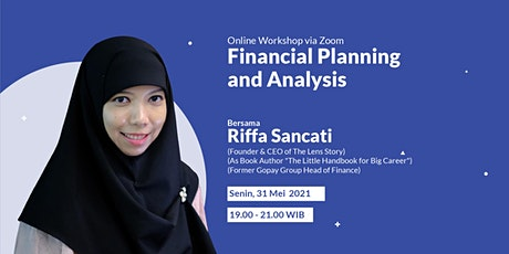 Financial Planning and Analysis tickets