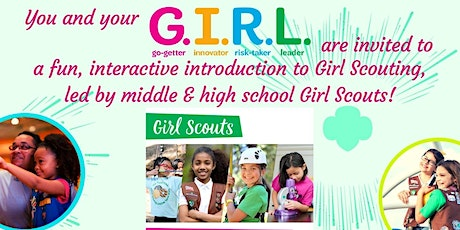 Girl Scout Information Nights in Pleasanton, Dublin, and Sunol tickets