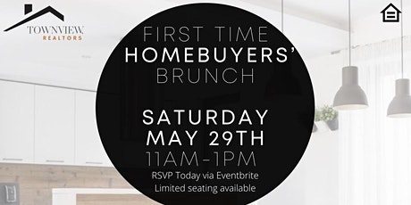 First Time Homebuyers' Brunch tickets
