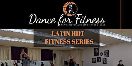 Ballroom & Latin HIIT Program tickets