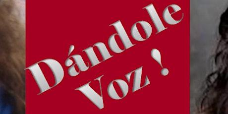 Dándole Voz: An Exploration of Shakespeare in Spanish tickets