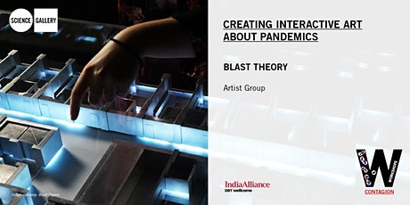 Creating Interactive Art About Pandemics | Masterclass tickets