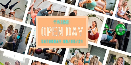 Tribe 11 Open Day tickets