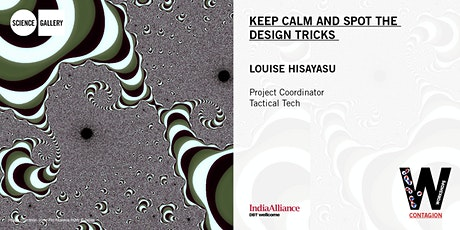 Keep Calm and Spot the Design Tricks | Workshop tickets