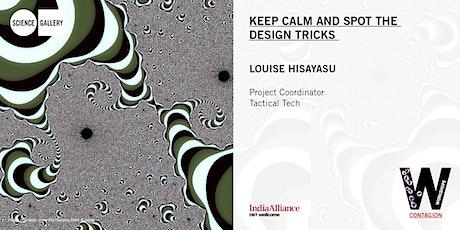 Keep Calm and Spot the Design Tricks | Workshop entradas